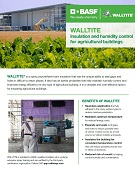WALLTITE for Agriculture Buildings - Brochure